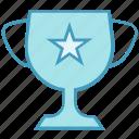 reward, trophy, award, win, achievement, ranking, cup