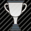award, metal, prize, silver, trophy