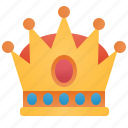 46 Golden Crown Icons Iconfinder