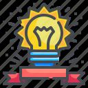 bulb, creative, idea, illumination, invention, light, success