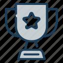 cup, trophy, award, champion, winner