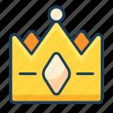 premium, quality, crown, royal, favorite