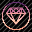 diamond, gem, gemstone, jewelry