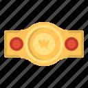 award, belt, championl, reward, winner