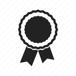 achievement, approved, award, badge, best, guaranted icon