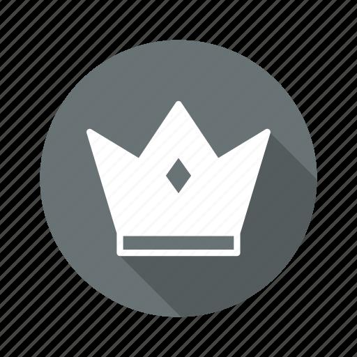 award, crown, king, queen, royal icon