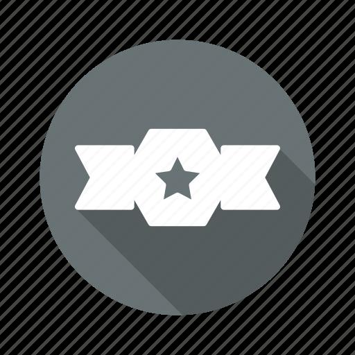 Ribbon, award, badge, label icon - Download on Iconfinder