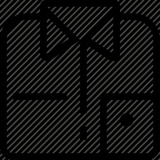 ecommerce, market, product, shirt icon