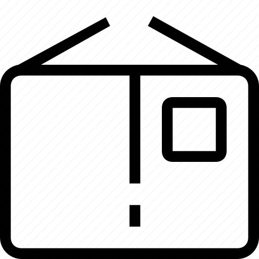 box, delivery, ecommerce, item icon
