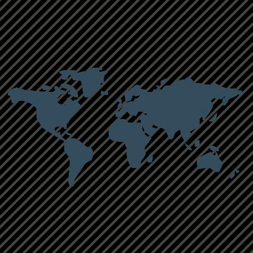 earthmap, erath, map, sport, world icon