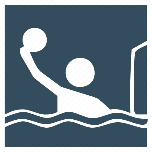 racket, sport, swim, tennis, water racket icon