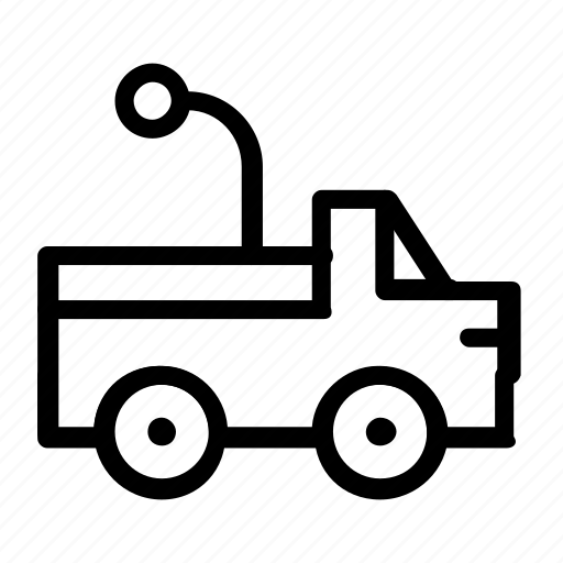car, control, remote, toy icon