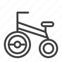 baby, bicycle, bike, small