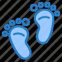 baby, child, kid, newborn, toe icon