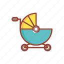 baby, bottle, boy, child, diaper, girl, toy icon