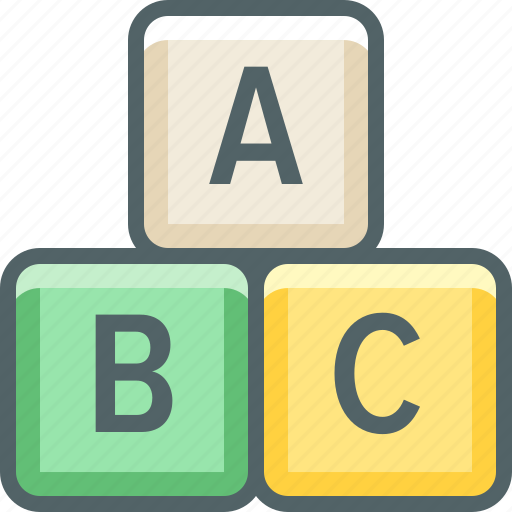 Alphabet icon - Download on Iconfinder on Iconfinder
