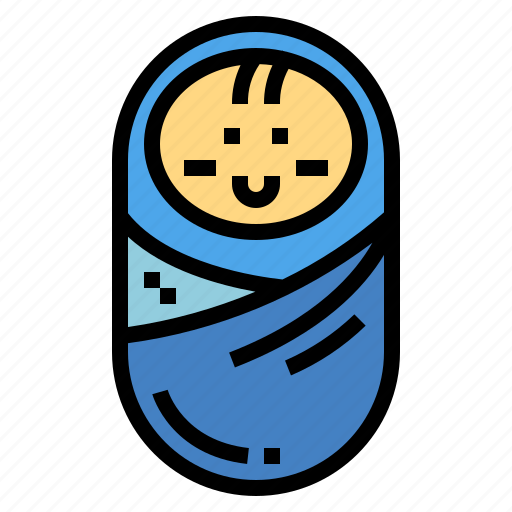 Baby, human, newborn, people icon - Download on Iconfinder