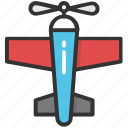 aircraft, aeroplane, airplane, air jet, plane