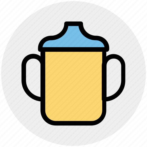 baby, baby bottle, boy, drink, girl, kids, milk bottle icon