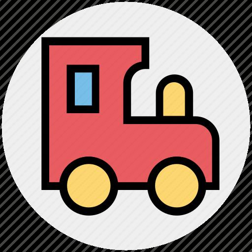 baby toys, game, play, rail, toy, train, wheels icon