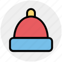 baby, baby cap, cap, child, kid, toy, winter icon