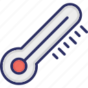 digital thermometer, mercury thermometer, temperature, temperature meter, thermometer icon