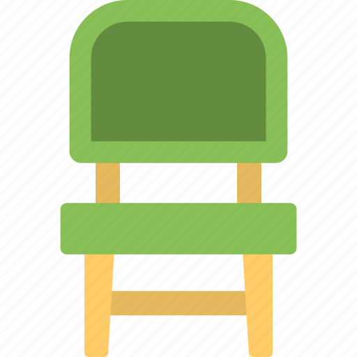 baby chair, baby furniture, booster chair, high chair, wooden chair icon
