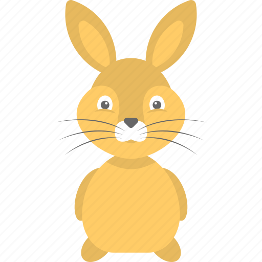 bunny, kid toy, rabbit, stuff toy, toy icon