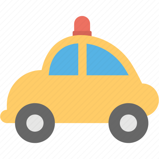 Kids Car Kids Toy Remote Car Toy Car Yellow Car Icon