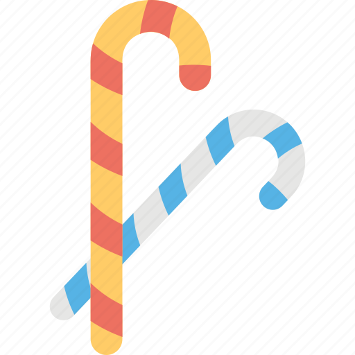 candy, candy cane, celebration, christmas candy, lollipop icon