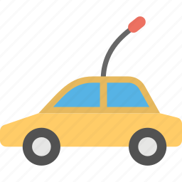 auto car, kids car, kids toy, remote car, toy car icon