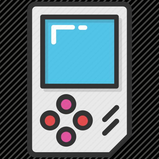 gameboy vector icon icon