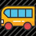 bus, kid toy, bus toy, children, childhood