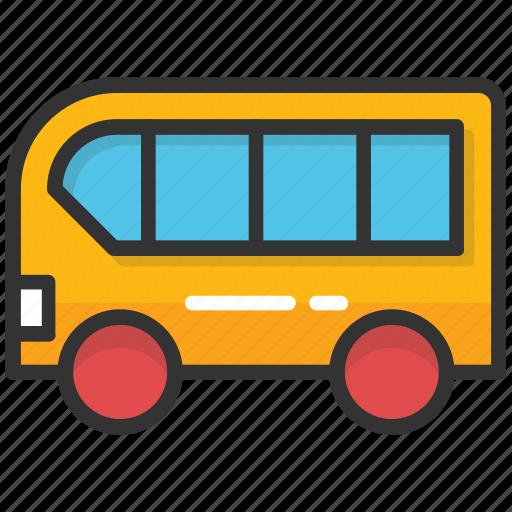 bus, bus toy, childhood, children, kid toy icon