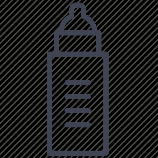 Bottle, baby, beverage, drink, food, maternity icon - Download on Iconfinder