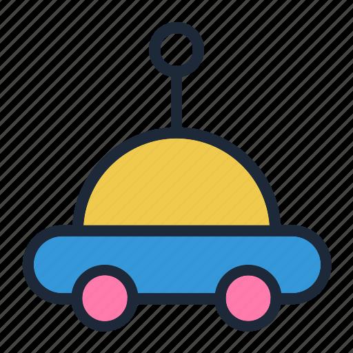 baby, car, child, game, toys icon