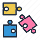 baby, child, game, puzzle, toys icon