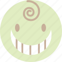 baby, big grin, boy, grinning, happy, laughing icon