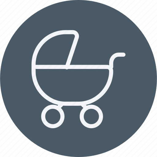 baby, kids, sign icon