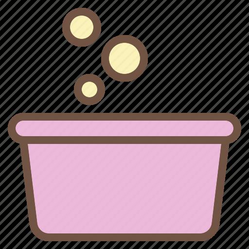 Baby, bath, shower, tub icon - Download on Iconfinder