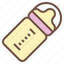 baby, bottle, feed, milk, newborn icon