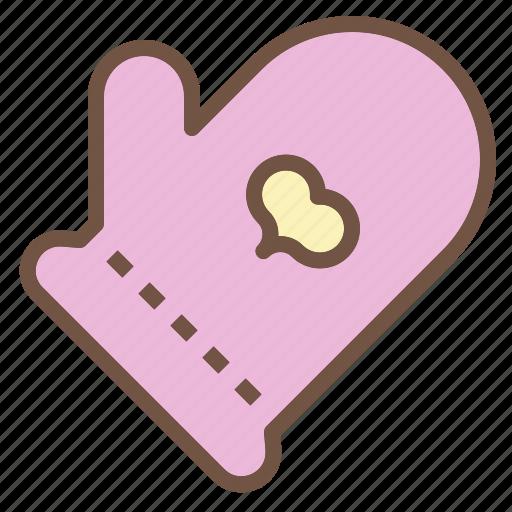 Baby, glove, hand, mitten, warm icon - Download on Iconfinder