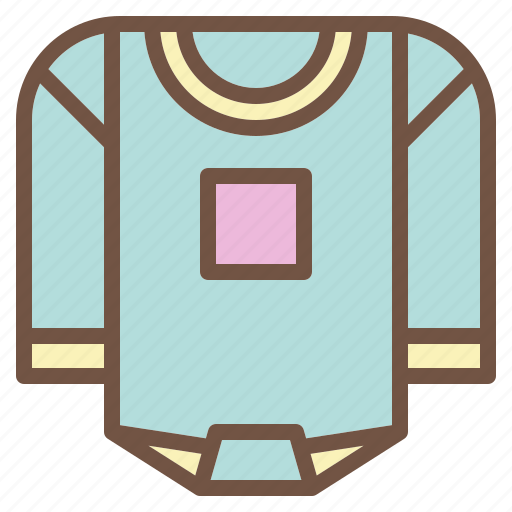 Baby, cloth, dress, newborn, onesies icon - Download on Iconfinder