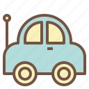 baby, car, children, kid, toy icon