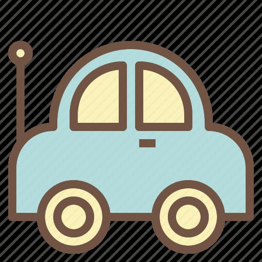 Baby, car, children, kid, toy icon - Download on Iconfinder