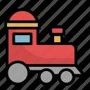 baby, kid, child, toy, train