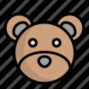 baby, kid, child, toy, teddy bear
