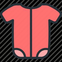 baby, dress, shirt icon