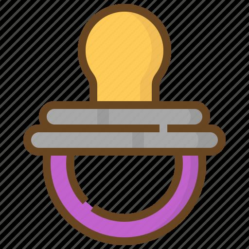 Baby, baby nipple, child, childhood, kid, newborn, nipple icon - Download on Iconfinder
