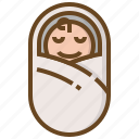 baby, child, childhood, kid, newborn icon